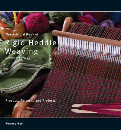 Handpicked by Aunt Jenny - Rigid Heddle Kit