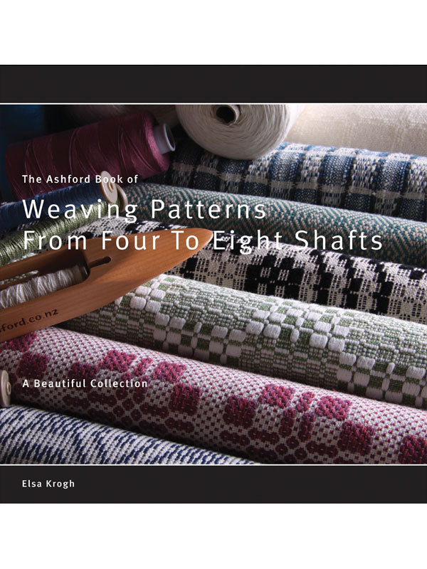 Ashford Book of Weaving Patterns