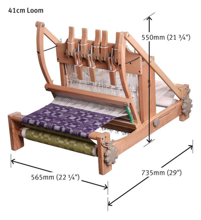 Eight Shaft Table Loom