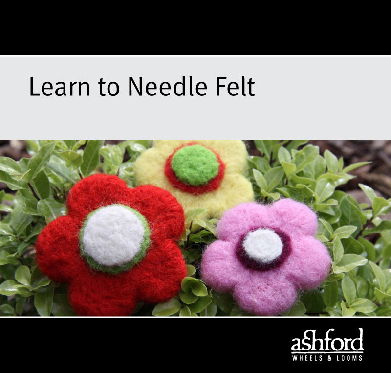 Learn to Needle Felt - Digital PDF