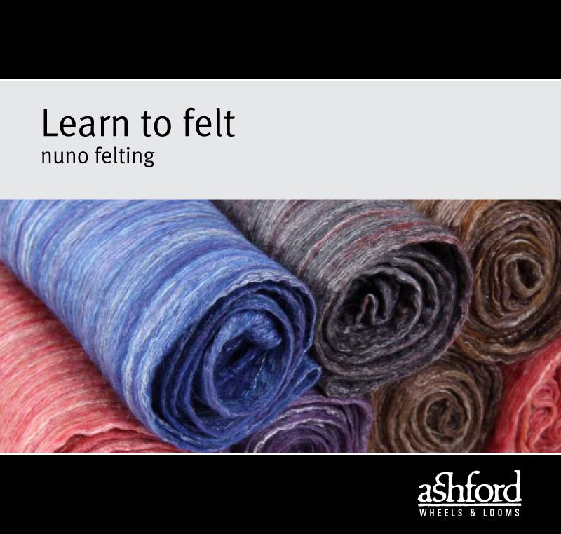 Learn to Nuno Felt - Digital PDF