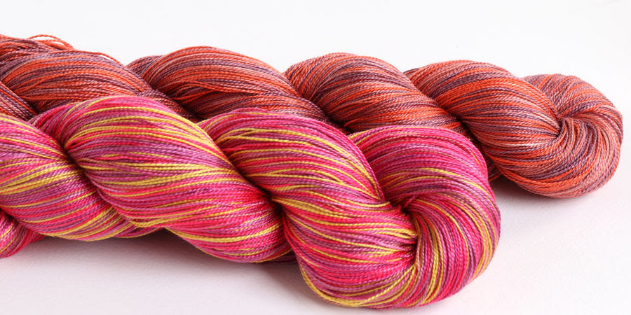 Ashford Silk Yarn 20/2 - 5 Pack