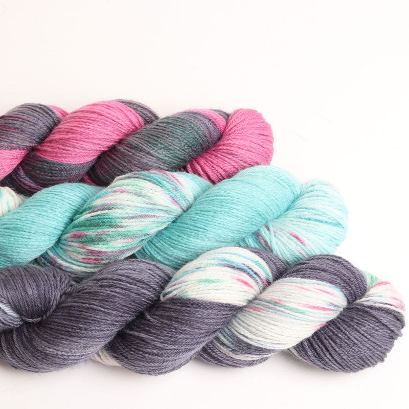 Ashford 4 Ply Sock Yarn