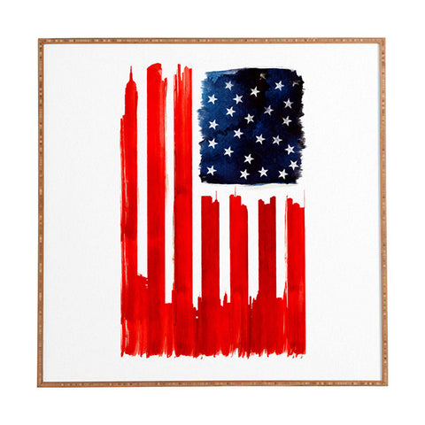 Stars and Stripes Art by Robert Farkas