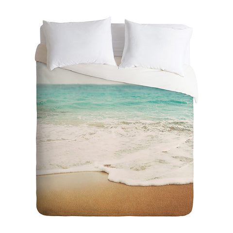 Ombre Beach by Bree Madden Duvet Cover