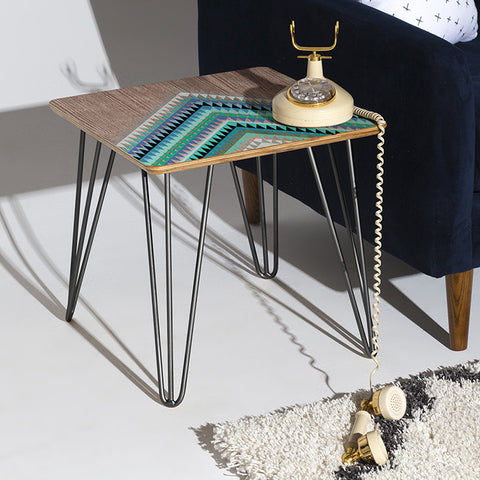 High Tide Side Table by Iveta Abolina
