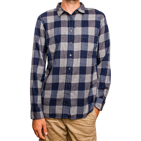 Mason Shirt in Navy