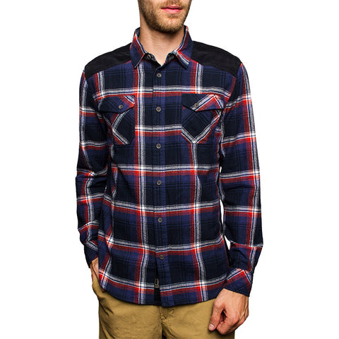 Emile Shirt in Navy