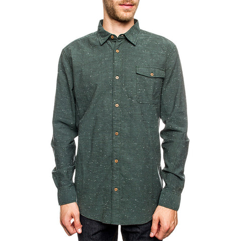 Nick Shirt in Pine Needle