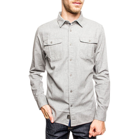 Cameron Shirt in Ash