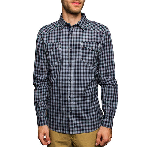 Gill Shirt in Navy