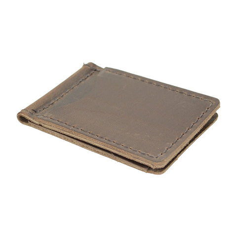 Money Clip, Dk Brown