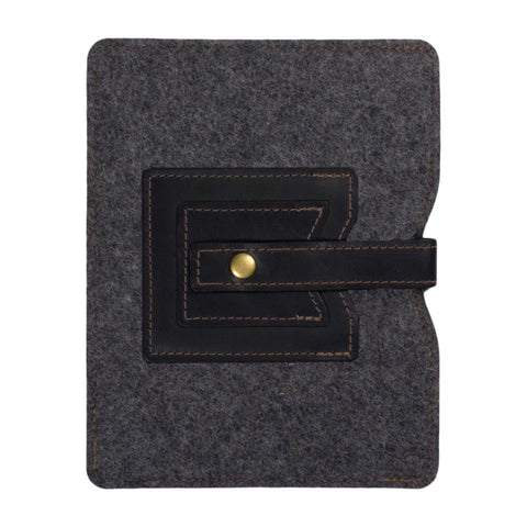 Cache iPad Sleeve, Black