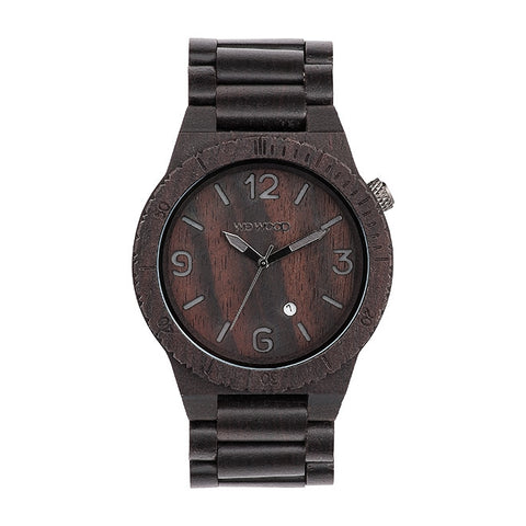 Alpha Watch in Black