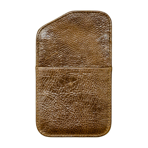 Adams Phone Case in Tobacco