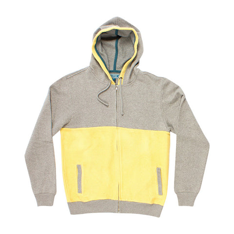 Baja Zip Up Hooded Fleece