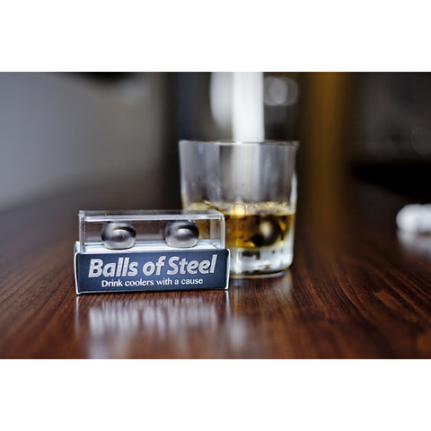 Balls of Steel in Afterdark (Onyx/Black)