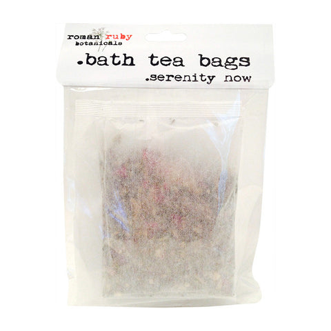 Serenity Bath Tea Bag