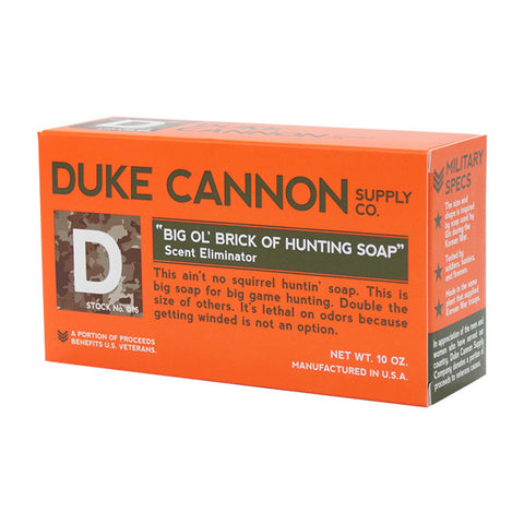Big 'Ol Brick Of Hunting Soap - Scent Eliminator