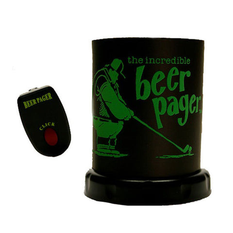 Golf Beer Pager