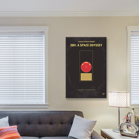 2001 A Space Odyssey by Chungkong