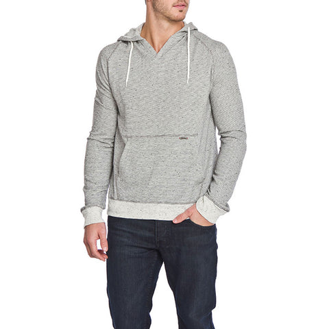 Caleb Pullover Oatmeal Heather PX Tapiture Cream Hoodie mens apparel