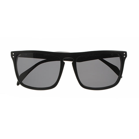 Carlin Sunglasses in Matte Black