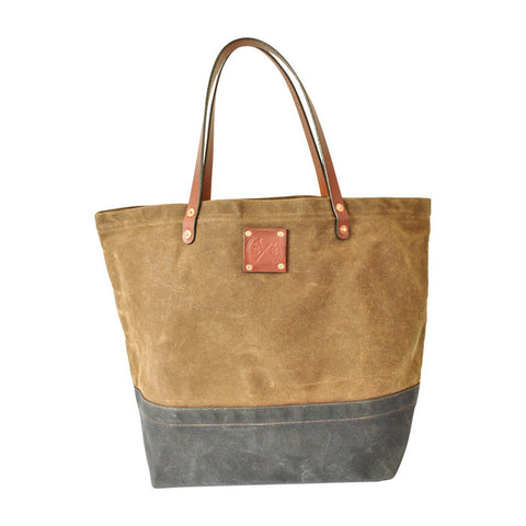 The Craft Tote Bag in Nutmeg