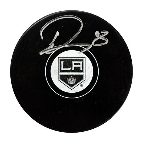 Drew Doughty Signed Los Angeles Kings Puck