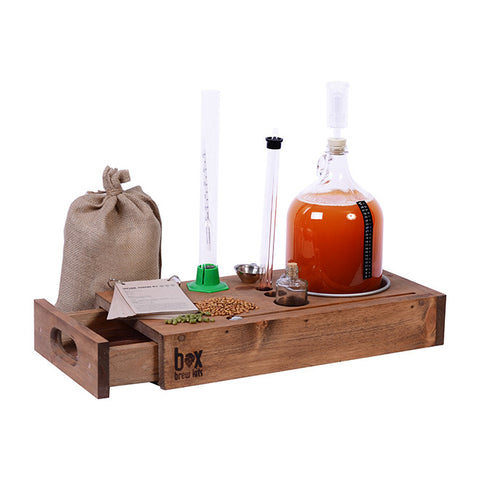Microbrewer 1 Gallon Homebrewing Kit