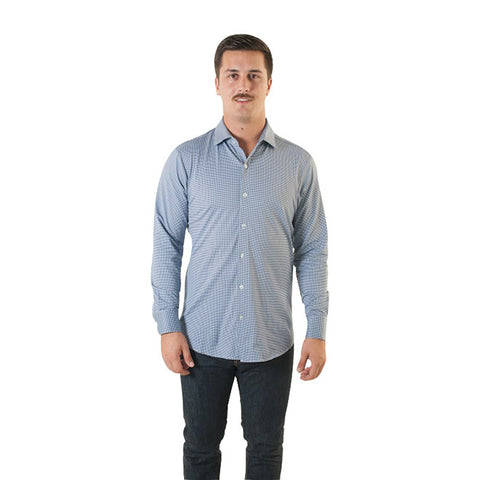 Beckett Spread Collar Dress Shirt