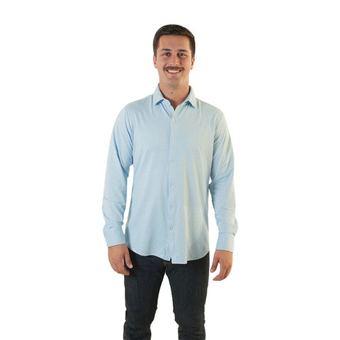 Whitman Spread Collar Dress Shirt