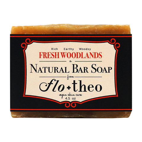 Fresh Woodlands Soap