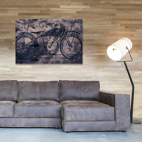 Hatcher & Ethan 'Vintage Bike' Canvas Art