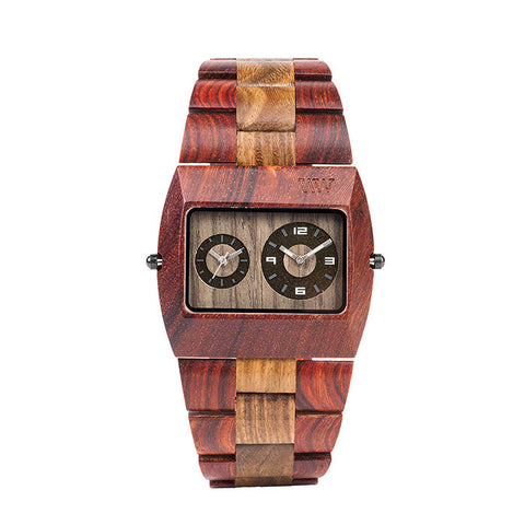Jupiter Watch in Brown-Army