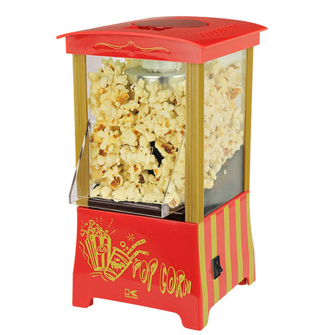 Popcorn Maker in Red