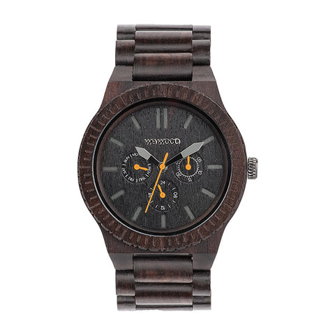 Kappa Watch in Black Orange