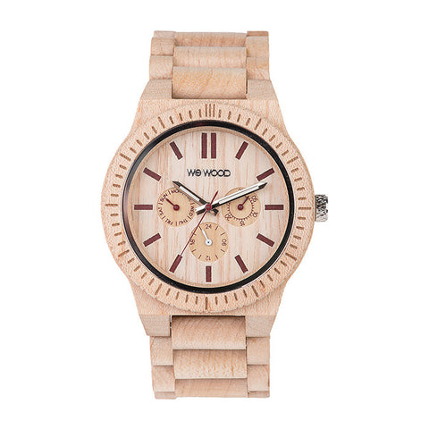 Kappa Watch in Beige-Amaranto