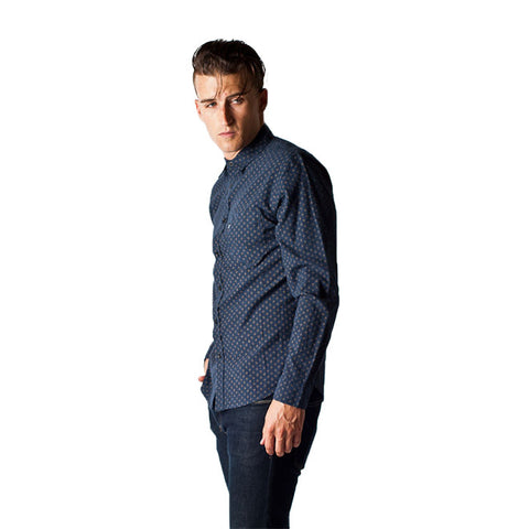 Le Blanc Shirt in Blue