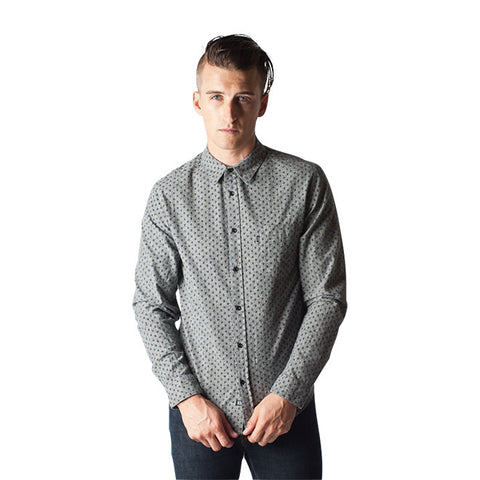 Le Blanc Shirt in Grey