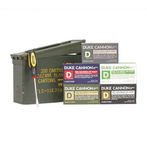 Limited Edition U.S. Military Field Box Soap Set