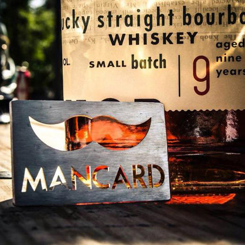 Man Card ™ (Bottle Opener)