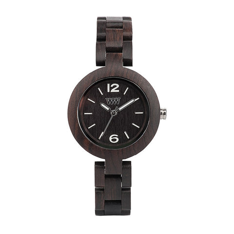 Mimosa Watch in Black