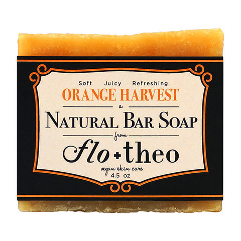 Orange Harvest Soap