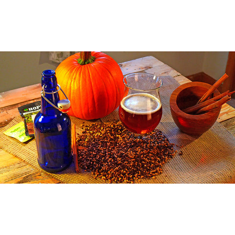 Harvest Pumpkin Ale Recipe Pack