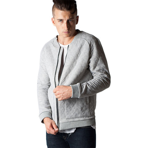Quinn Jacket in Grey