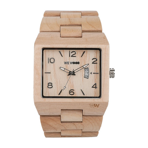 Sculptor Watch in Beige