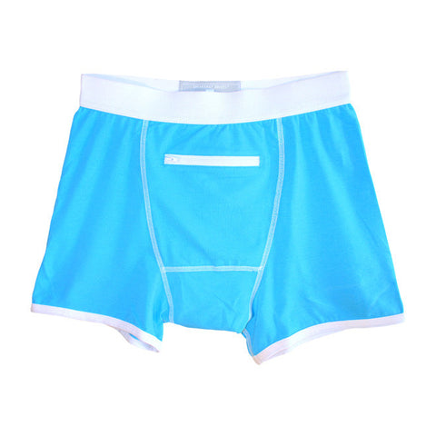 Speakeasy Briefs in Blue