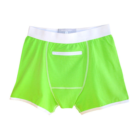 Speakeasy Briefs in Green