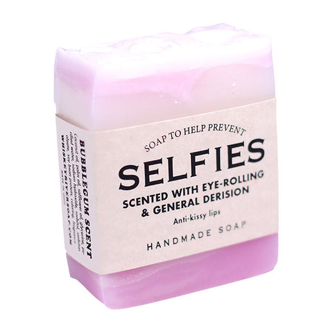Selfies Soap